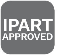 IPART approved